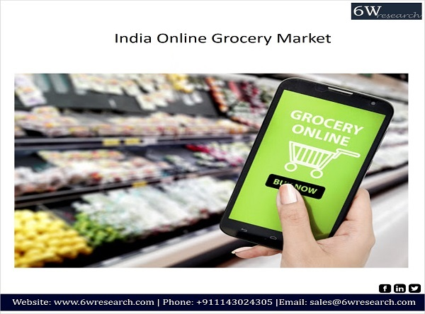 India Online Grocery market