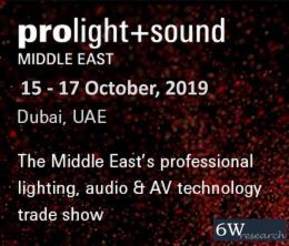 Prolight & Sound Middle East