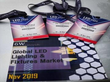 LED Expo, New Delhi
